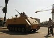 L'UE examine l'option d'un embargo sur les armes vers l'Egypte