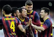 Espagne: duel Barça-Real lancé, débuts réussis de Tata et Ancelotti