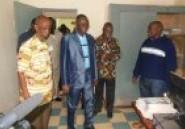 Bobo : Luc Adolphe Tiao en visite à la commune et au quotidien l'Express du Faso