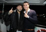 Cristiano Ronaldo dédie une voiture luxueuse au marocain RedOne