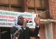 Mahamoudou Rabo, président du syndicat des orpailleurs :