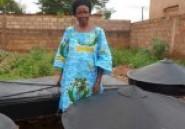 Jocelyne Ouédraogo, responsable de l'Unité de Transformation de Fruits du Burkina UTFB :