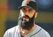 Un joueur américain de baseball refuse un million de dollars pour raser sa barbe