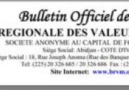 Actualité boursière du Lundi 26 Août 2013
