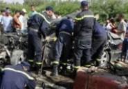 Cinq morts et un blessé grave dans un accident près de Safi