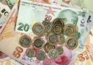 La Livre turque dévisse face au dollar