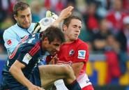 Championnat d'Allemagne : LE BAYERN CONCEDE LE NUL A FRIBOURG