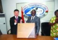 Organisation des élections au Burkina : L'ambassade de Taïwan dote la CENI en matériel informatique