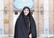 Une femme nommée porte-parole de la diplomatie iranienne