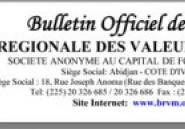 Actualité boursière du Jeudi 29 Août 2013