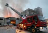 Incendies d'usines : un vaste réseau d'escroquerie
