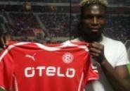 Aristide Bancé: Le Burkinabé quitte Augsburg pour la D2 allemande