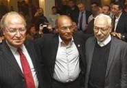 Avec Ennahdha , la Tunisie court vers la faillite . Le déclassement de DAVOS en témoigne