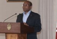 Tunisie-Politique : Le président Marzouki admis