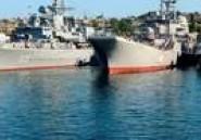 Trois navires de guerre russes en route vers la Syrie