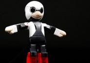 Le petit robot Kirobo nous parle depuis l'espace