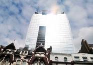 Talkie-Walkie, le gratte-ciel londonien qui fait fondre les voitures