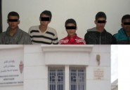 Marrakech : Un gang de 5 adolescents volent 75 millions