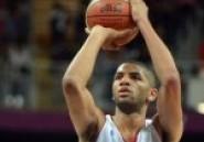 EuroBasket : Le Franco-Camerounais Batum apprécie le succès des Bleus