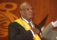 Mali 2013 : Investiture d'IBK sous le regard de Moussa Traoré, promu