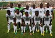 L'équipe du Burkina :