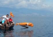 Macédoine: il nage 2 kilomètres enfermé dans un sac pour entrer dans le Guinness des records