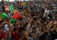 Les joueurs de l'équipe de foot afghane accueillis en héros