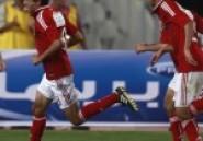 CAF ligue des champions: Al Ahly remporte le derby face au Zamalek