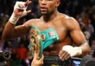 Boxe : Floyd Mayweather remporte les titres WBA et WBC super-welters aux dépens de Saul Alvarez -vidéo-