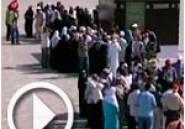 En vidéo : Simulation du Hajj au stade d'Ezzahra