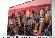 Les UltraHD 55 et 65 pouces de LG reconnus pour leur qualité d'images
