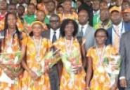 Jeux Francophonie 2013: Les Ivoiriens accueillis en héros
