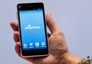 """Un smartphone pour """"changer le monde"""""""