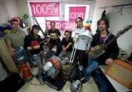 Colombie: des déchets recyclés en instruments pour une ode