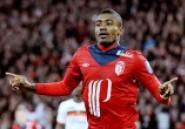 Salomon Kalou: buteur avec Lille contre Evian TG !