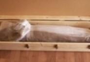 Allemagne: la momie mystère était en plastique