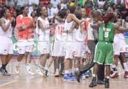 Afrobasket dames: les Lionnes jouent pour les demi-finales