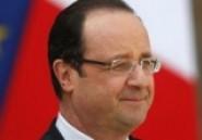 Hollande peine