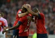Ligue 1: Lille sous le charme de Salomon Kalou