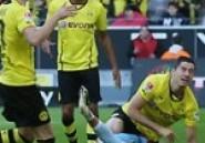 Bundesliga : Dortmund éclabousse Fribourg (5-0) Pierre-Emerick Aubameyang muet !