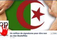 """Des internautes algériens lancent une pétition contre """"le clan Bouteflika"""" sur Facebook"""
