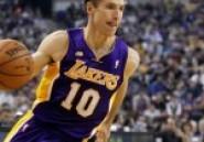 NBA-Lakers : Steve Nash plus âgé de la Ligue mais pas