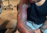 Thierry Henry: un nouveau tatouage très impressionnant sur le bras !