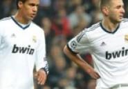 Liga : Le Real avec Varane et Benzema