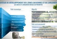 Errachidia : Lancement d'une stratégie de développement des oasis et de l'arganeraie