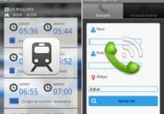 Une application algérienne pour connaitre les horaires de trains