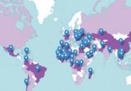 Cartographie des universités francophones: où se former dans le monde ?