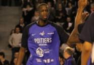 Une nuit cinq étoiles pour Moustapha Fall dans l'histoire du Poitiers Basket