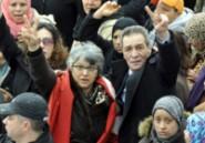 """Tunisie: Ennahda serait derrière la """"grossesse"""" de la veuve de Chokri Belaid"""