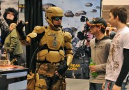 Innovation : Les fantassins de l'US Army seront des 'Iron Men'